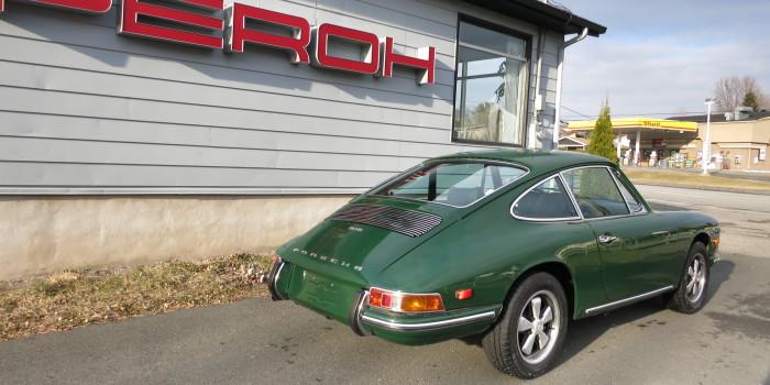 Porsche 912 001