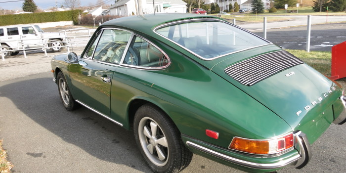 Porsche 912 005