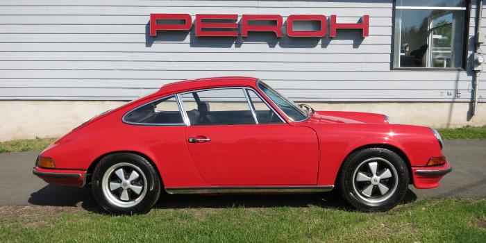 Porsche 1973 911T 002
