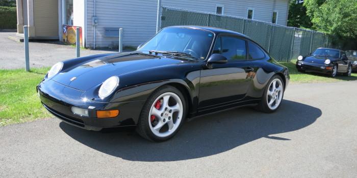 Porsche 1997 993 Carrera 006
