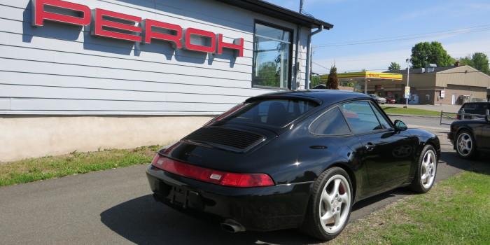 Porsche 1997 993 Carrera 008